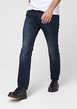 Pete Straight: Used-Jeans von s.Oliver