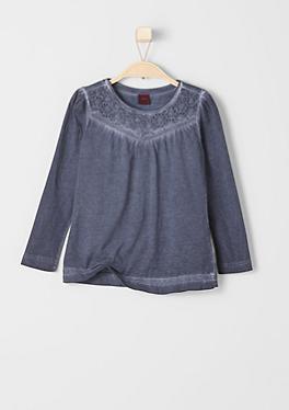 Pigment-Dye Longshirt von s.Oliver