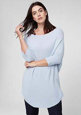 Pullover aus Kaschmir-Mix von s.Oliver