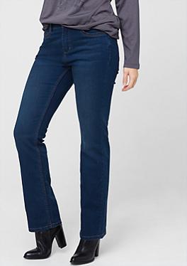 Regular: Jeans mit geradem Bein von s.Oliver
