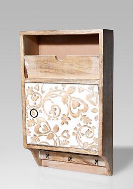 Schlüsselkasten im Antik-Look von s.Oliver