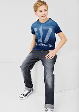 Seattle: Dunkle Stretch-Jeans von s.Oliver