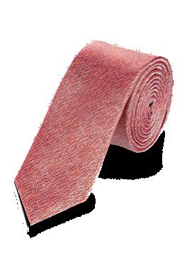Seidenkrawatte in Unicolor von s.Oliver