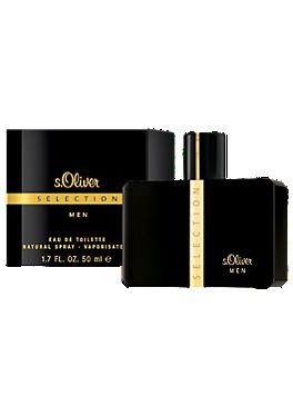 SELECTION MEN Eau de Toilette, 50 ml von s.Oliver