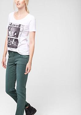 Shape Slim: Colored Denim von s.Oliver