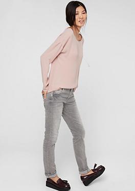 Shape Slim: Jeans mit Destroyes von s.Oliver