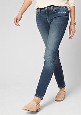 Sienna: Stretch-Jeans von s.Oliver