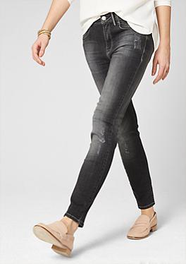 Sienna: Used-Glam-Jeans von s.Oliver
