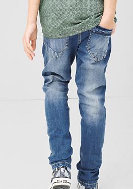 Skinny Seattle: Stretch-Jeans von s.Oliver