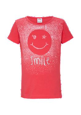 Smiley T-Shirt von s.Oliver