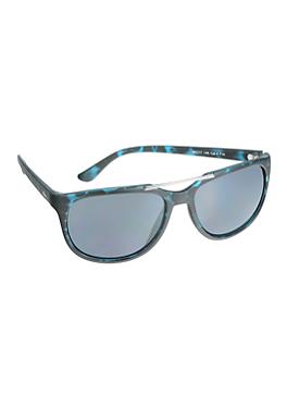 Sonnenbrille mit Farbakzenten von s.Oliver