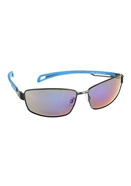 Spiegel-Sonnenbrille mit Farbakzent von s.Oliver