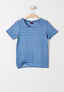Streifenshirt im Used-Look von s.Oliver