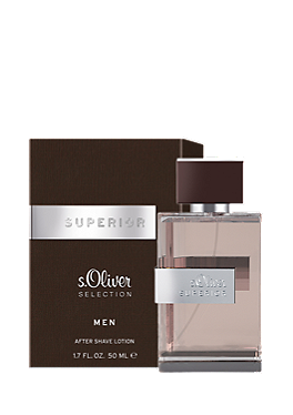 SUPERIOR by s.Oliver Selection After Shave Lotion 50 ml von s.Oliver