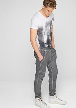 Sweatpants in Cold Pigment Dye von s.Oliver