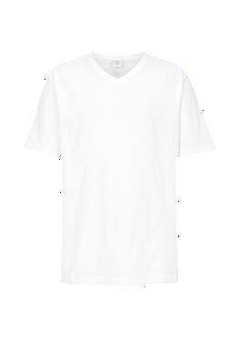 T-Shirt mit V-Ausschnitt von s.Oliver