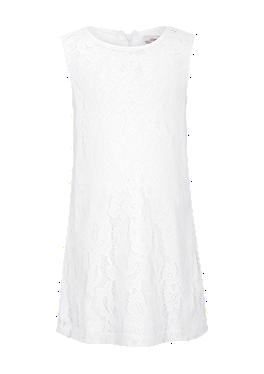 Trägerkleid aus floraler Spitze von s.Oliver