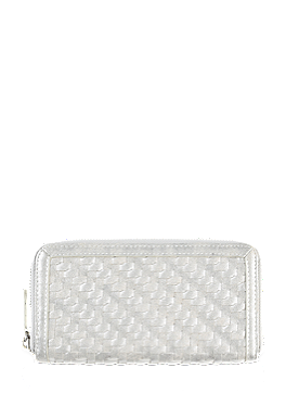 Zip Wallet in Metallic-Optik von s.Oliver