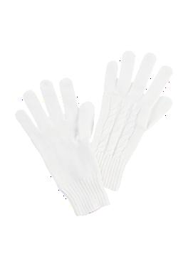 Zopfstrick-Fingerhandschuhe von s.Oliver